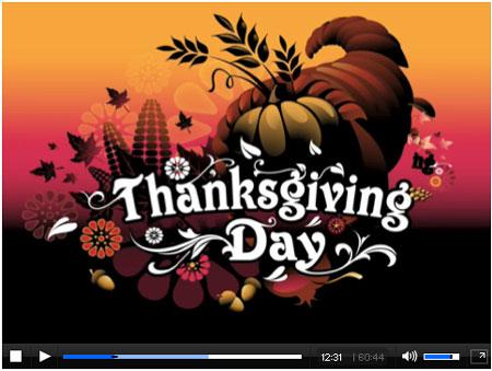 Gratitude video