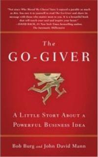 Go-Giver by Bob Burg and John Mann